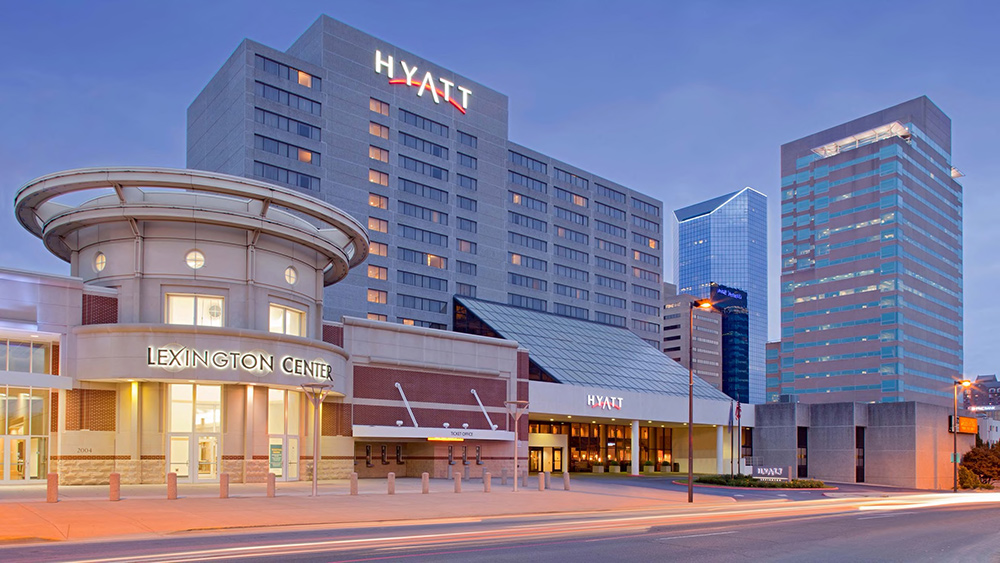 Hyatt Hotel & Lexington Convention Center